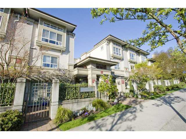 Main Photo: 39 2375 W BROADWAY in Vancouver: Kitsilano Condo for sale (Vancouver West)  : MLS® # V822337