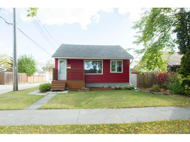 Main Photo: 432 Ravelston Avenue East in WINNIPEG: Transcona Residential for sale (North East Winnipeg)  : MLS(r) # 1322033