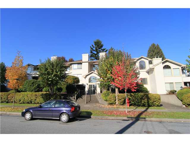 "Main Photo: 307 1955 SUFFOLK Avenue in Port Coquitlam: Glenwood PQ Condo for sale in ""Oxford Place"" : MLS® # V1032210"