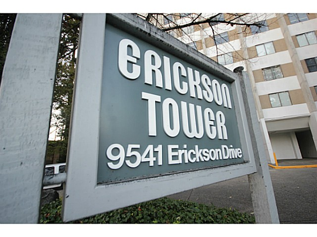 "Photo 15: 702 9541 ERICKSON Drive in Burnaby: Sullivan Heights Condo for sale in ""ERICKSON TOWER"" (Burnaby North)  : MLS(r) # V1036246"