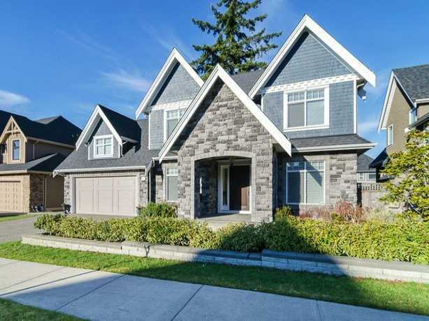 "Main Photo: 16123 27A AV in Surrey: Grandview Surrey House for sale in ""MORGAN HEIGHTS"" (South Surrey White Rock)  : MLS® # F1401210"