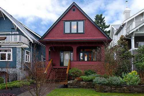 Main Photo: 3256 2ND Ave W in Vancouver West: Kitsilano Home for sale ()  : MLS® # V934063
