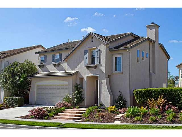 Main Photo: SABRE SPR House for sale : 3 bedrooms : 11623 Creekstone Lane in San Diego