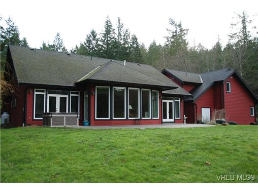 Main Photo: 1650 Eagle Way in NORTH SAANICH: NS Lands End Single Family Detached for sale (North Saanich)  : MLS® # 345806