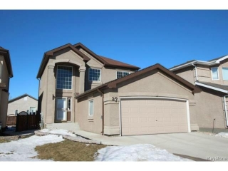 Main Photo: 27 Nevens Bay in WINNIPEG: Transcona Residential for sale (North East Winnipeg)  : MLS® # 1505127