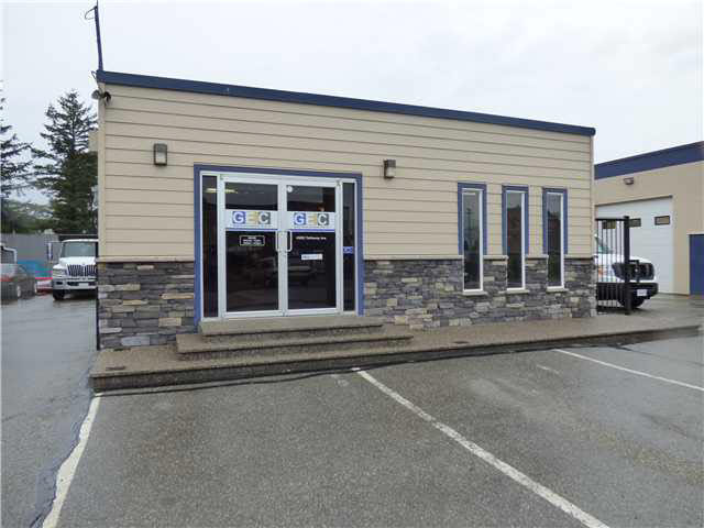 Main Photo: 45933 TRETHEWEY Avenue in Chilliwack: Chilliwack W Young-Well Commercial for sale : MLS®# H3150081