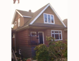 Main Photo: 742 11TH Ave in Vancouver East: Mount Pleasant VE Home for sale ()  : MLS(r) # V791172