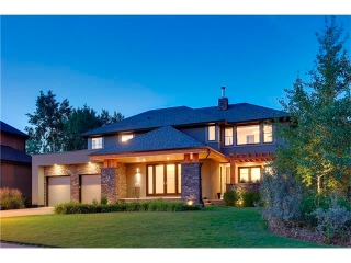 Main Photo: 1 31 WENTWILLOW Lane SW in Calgary: West Springs House for sale : MLS® # C4027313