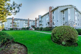 "Main Photo: 334 5379 205 Street in Langley: Langley City Condo for sale in ""HERITAGE MANOR"" : MLS®# R2016473"