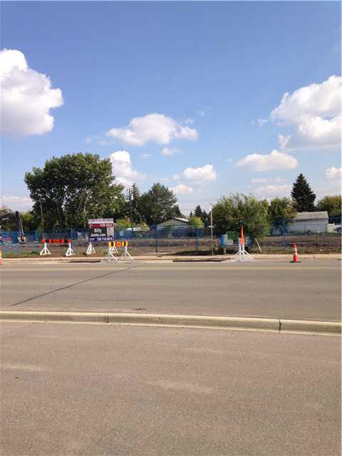Main Photo: 9325 156 Street NW in Edmonton: Zone 22 Vacant Lot for sale : MLS(r) # E4004245