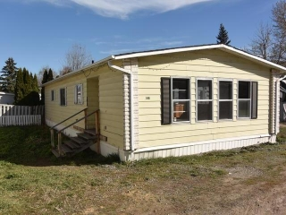 Main Photo: 34B 771 ATHABASCA STREET in : South Kamloops Manufactured Home/Prefab for sale (Kamloops)  : MLS® # 133700