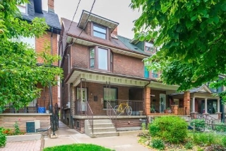 Main Photo: 197 Beatrice Street in Toronto: Palmerston-Little Italy House (3-Storey) for sale (Toronto C01)  : MLS(r) # C3603676