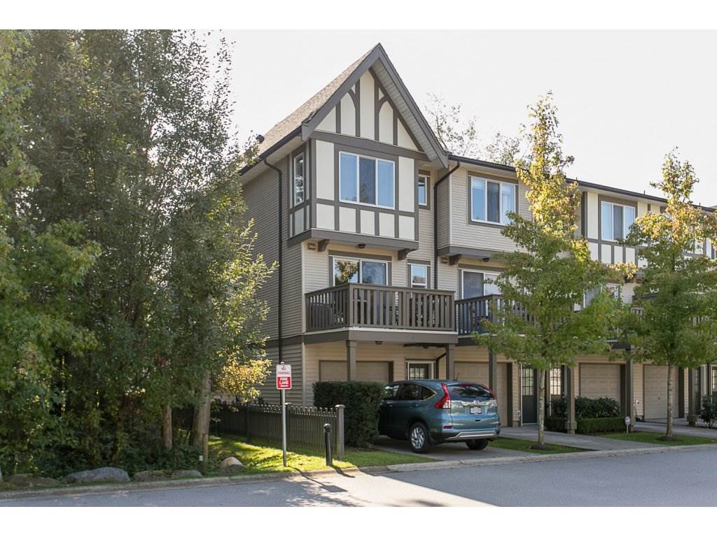 "Main Photo: 21 20875 80 Avenue in Langley: Willoughby Heights Townhouse for sale in ""Pepperwood"" : MLS(r) # R2113758"