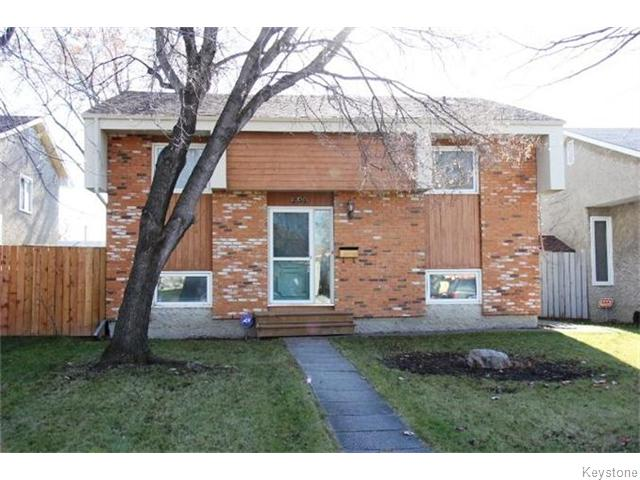 Main Photo: 251 Tufnell Drive in Winnipeg: River Park South Residential for sale (2F)  : MLS(r) # 1628171