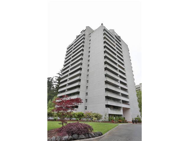Main Photo: 1006 4134 MAYWOOD STREET in : Metrotown Condo for sale : MLS® # V951440
