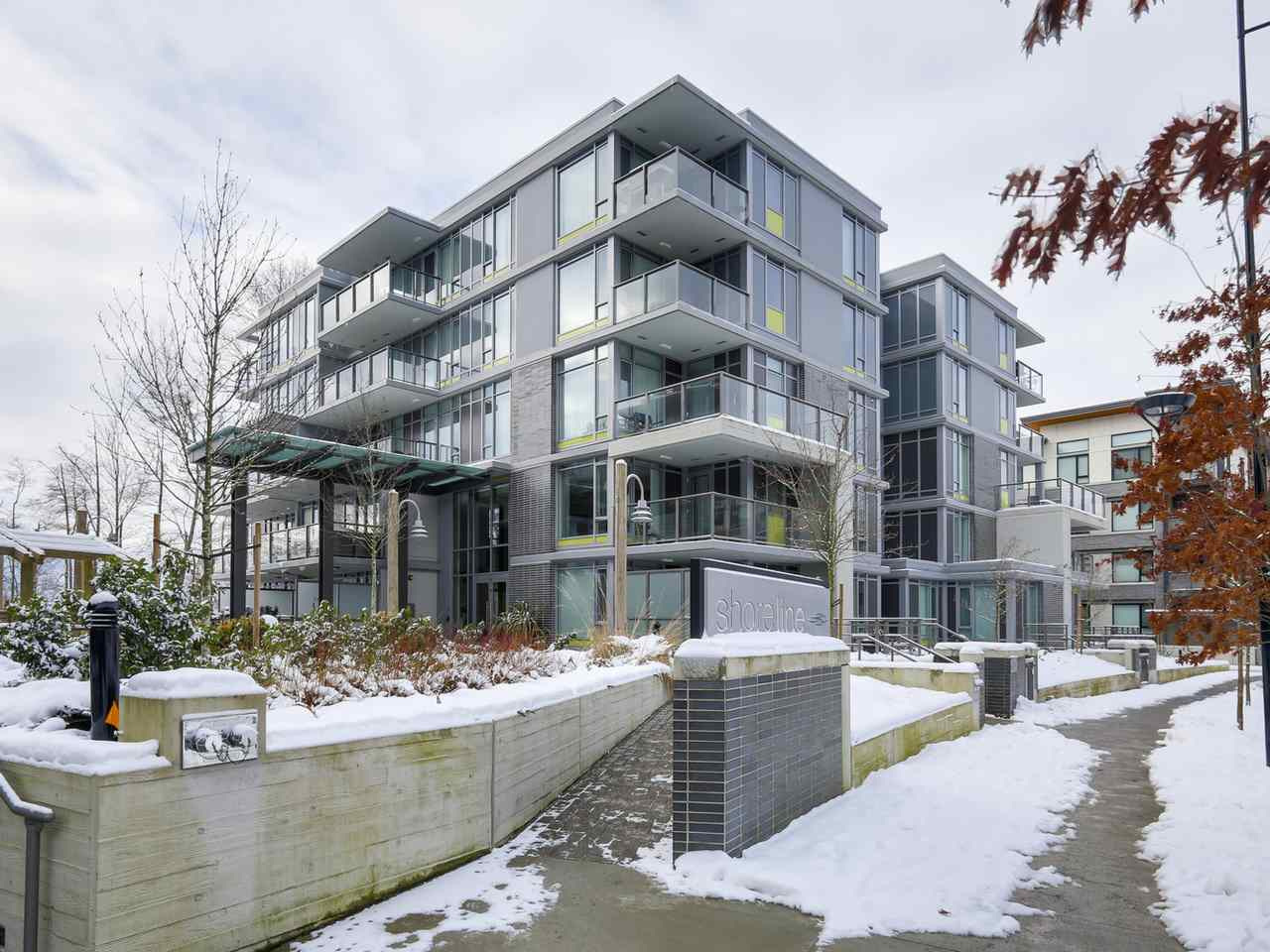 "Main Photo: 203 3162 RIVERWALK Avenue in Vancouver: Champlain Heights Condo for sale in ""Shoreline"" (Vancouver East)  : MLS® # R2137881"