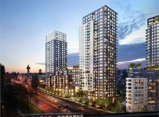 "Main Photo: 2308 5665 BOUNDARY Road in Vancouver: Collingwood VE Condo for sale in ""WALL CENTRE BOUNDARY"" (Vancouver East)  : MLS(r) # R2141227"