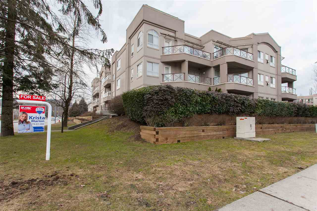"Photo 2: 206 2109 ROWLAND Street in Port Coquitlam: Central Pt Coquitlam Condo for sale in ""Parkview Place"" : MLS® # R2142166"