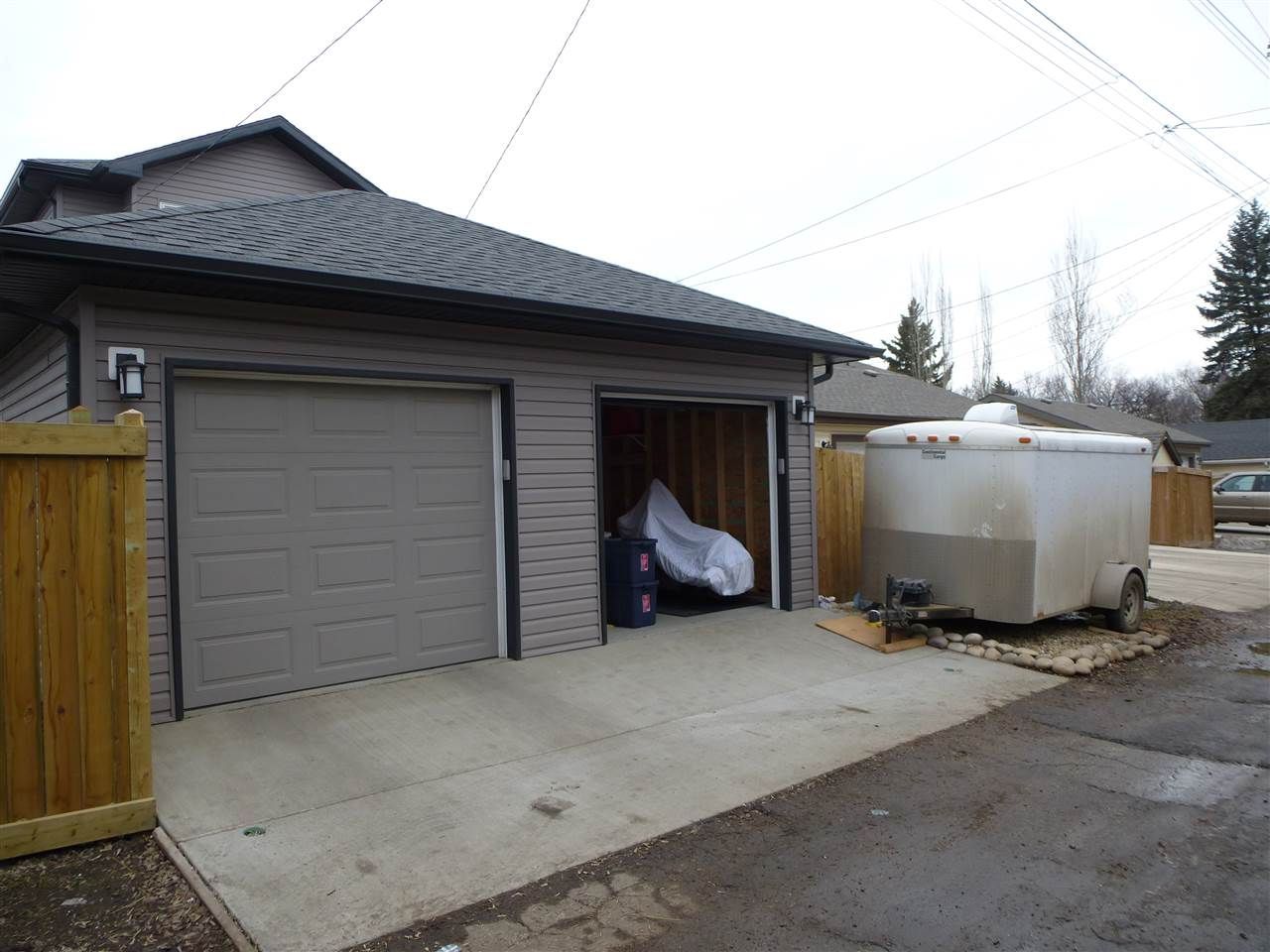 Photo 29: 14835 103 Avenue in Edmonton: Zone 21 House Half Duplex for sale : MLS(r) # E4057701