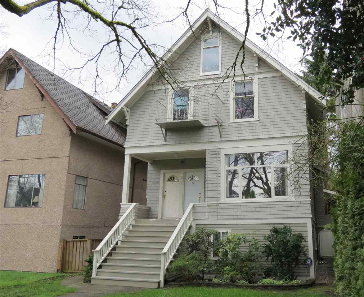 Main Photo: 3264 W 6TH Avenue in Vancouver: Kitsilano House for sale (Vancouver West)  : MLS® # R2158959
