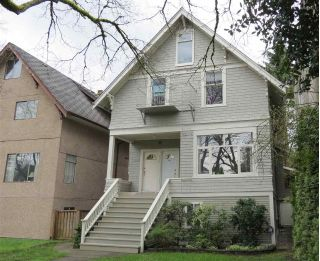 Main Photo: 3264 W 6TH Avenue in Vancouver: Kitsilano House for sale (Vancouver West)  : MLS(r) # R2158959
