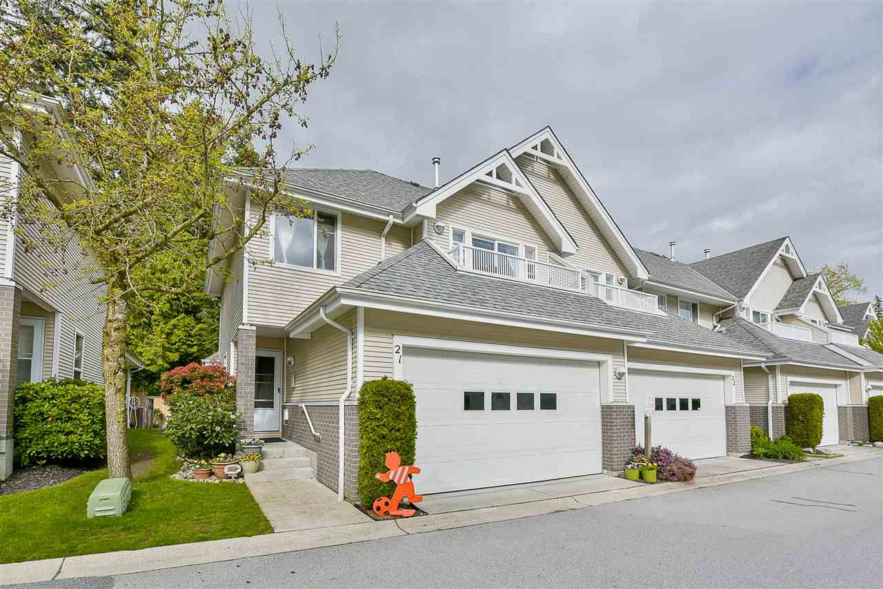 "Main Photo: 21 13918 58 Avenue in Surrey: Panorama Ridge Townhouse for sale in ""Alder Park"" : MLS®# R2162565"