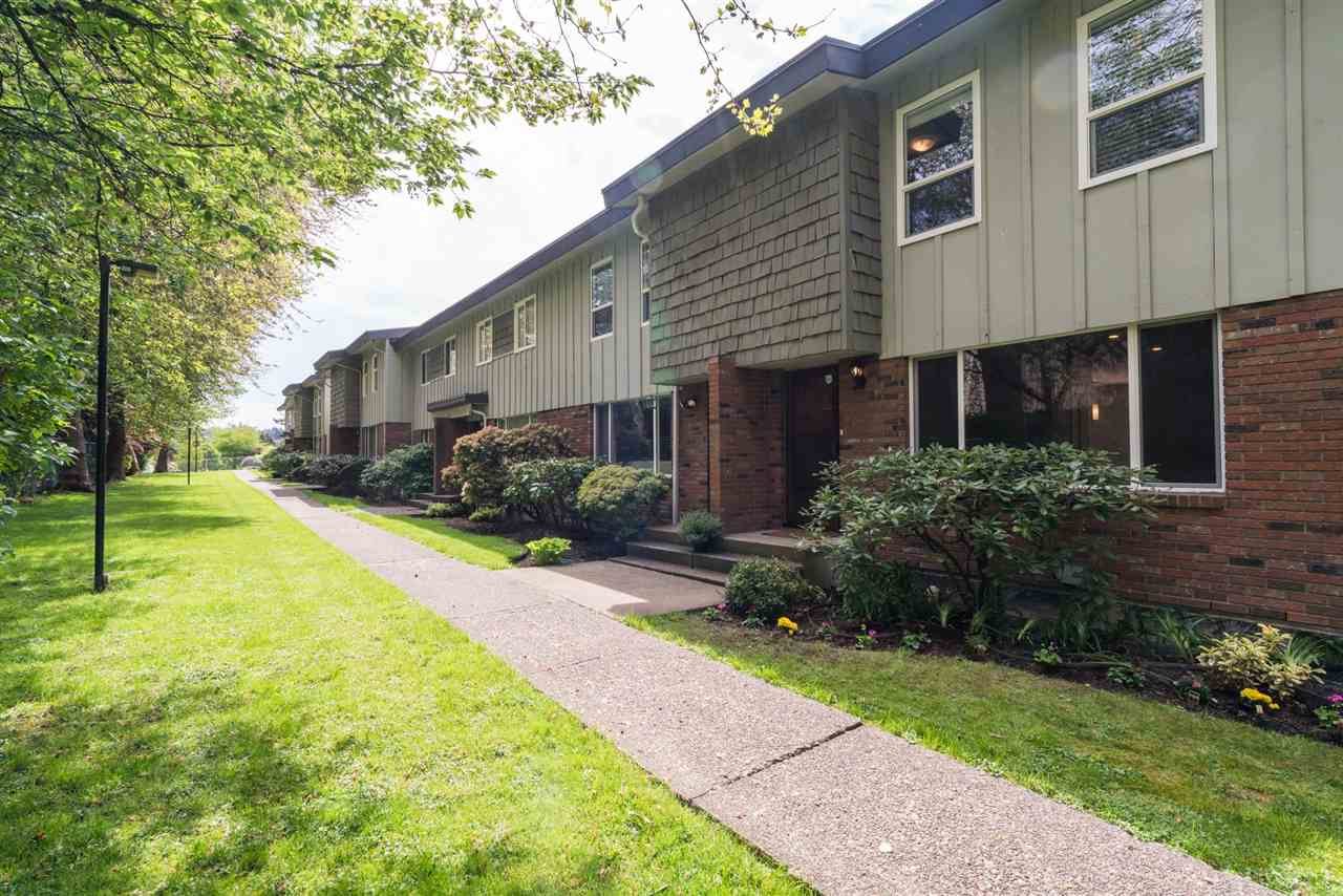 "Main Photo: 211 9061 HORNE Street in Burnaby: Government Road Townhouse for sale in ""Braemar Gardens"" (Burnaby North)  : MLS®# R2166233"