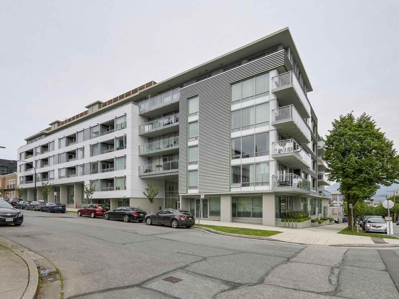 "Main Photo: 512 289 E 6TH Avenue in Vancouver: Mount Pleasant VE Condo for sale in ""Shine"" (Vancouver East)  : MLS(r) # R2169162"