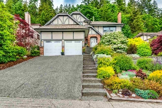 "Main Photo: 486 CARIBOO Crescent in Coquitlam: Coquitlam East House for sale in ""RIVERVIEW HEIGHTS"" : MLS® # R2179818"