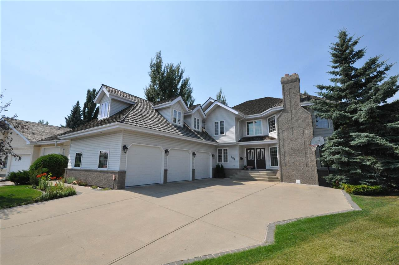 Main Photo: 308 Wilkin Wynd NW in Edmonton: Zone 22 House for sale : MLS® # E4072209
