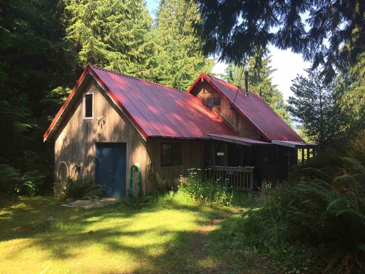 Main Photo: 545 SHAWANABE Road: Gambier Island House for sale (Sunshine Coast)  : MLS® # R2190602