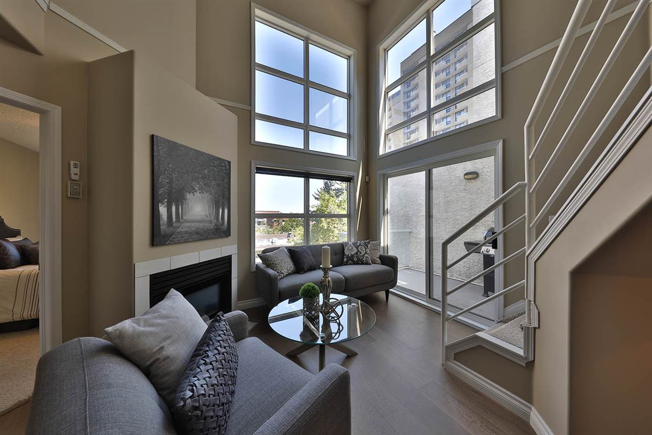 Main Photo: 406 12028 103 Avenue in Edmonton: Zone 12 Condo for sale : MLS® # E4078309