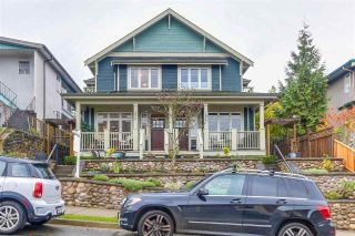 Main Photo: 1828 E GEORGIA STREET in Vancouver: Hastings Townhouse for sale (Vancouver East)  : MLS® # R2223833
