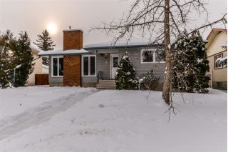 Main Photo: 11711 38A Avenue NW in Edmonton: Zone 16 House for sale : MLS® # E4095862