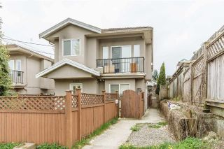 Main Photo: 5932 HARDWICK Street in Burnaby: Central BN House 1/2 Duplex for sale (Burnaby North)  : MLS®# R2259498