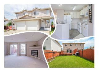 Main Photo: 15828 69 Street in Edmonton: Zone 28 House Half Duplex for sale : MLS®# E4122000