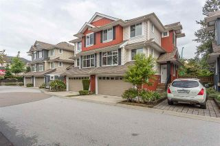 "Main Photo: 19 6956 193 Street in Surrey: Clayton Townhouse for sale in ""EDGE"" (Cloverdale)  : MLS®# R2305010"