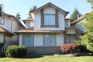 "Main Photo: 19279 122A Avenue in Pitt Meadows: Central Meadows Townhouse for sale in ""THE HAMLET"" : MLS®# R2305699"