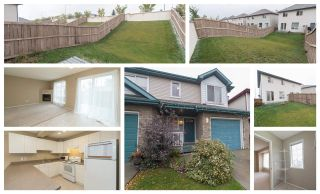 Main Photo: 48 700 BOTHWELL Drive: Sherwood Park Townhouse for sale : MLS®# E4130015
