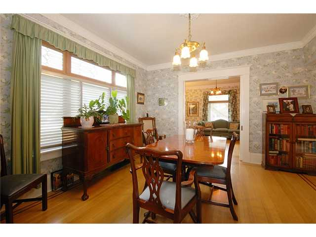 Photo 4: 326 3RD Street in New Westminster: Queens Park House for sale : MLS(r) # V882156