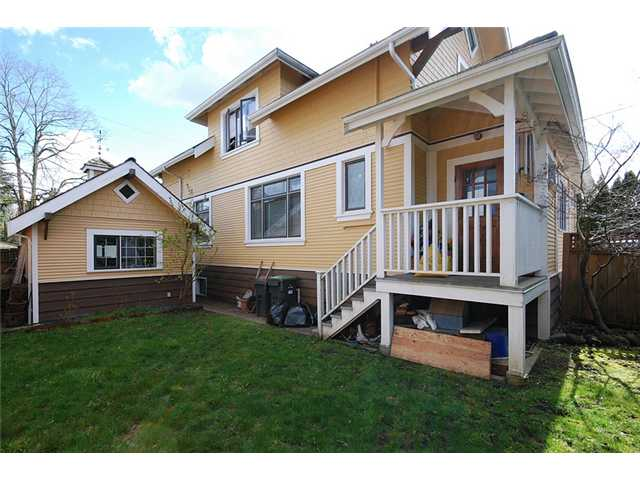 Photo 10: 326 3RD Street in New Westminster: Queens Park House for sale : MLS(r) # V882156