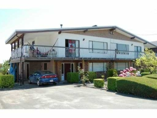 Main Photo: 4508 INMAN Avenue in Burnaby: Burnaby Hospital House Duplex for sale (Burnaby South)  : MLS® # V892209