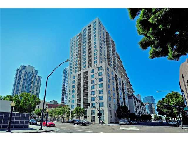 Main Photo: DOWNTOWN Condo for sale : 2 bedrooms : 1240 India #505 in San Diego