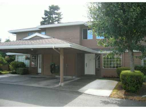 Main Photo: 45 7740 ABERCROMBIE Drive in Richmond: Brighouse South Townhouse for sale : MLS® # V920992