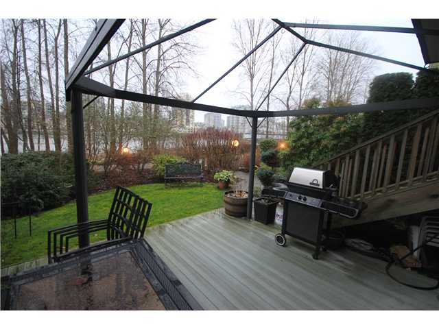 "Photo 9: # 9 89 STAR CR in New Westminster: Queensborough Condo for sale in ""The Residences by the River"" : MLS(r) # V953458"