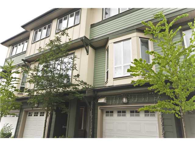 Main Photo: 33 160 Pembina Street in New Westminster: Queensborough Townhouse for sale : MLS® # v963687
