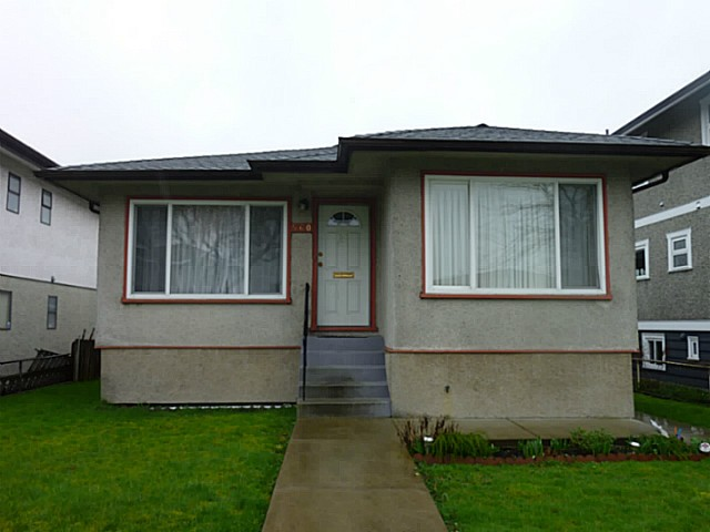 Main Photo: : House for sale (Vancouver East)  : MLS®# v996746