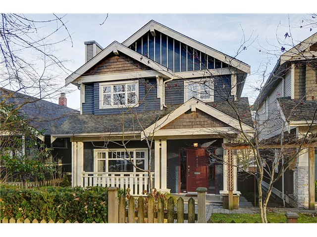 "Main Photo: 4472 QUEBEC Street in Vancouver: Main House for sale in ""MAIN STREET"" (Vancouver East)  : MLS® # V1037297"