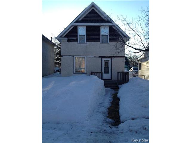 Main Photo: 402 Hampton Street in WINNIPEG: St James Residential for sale (West Winnipeg)  : MLS(r) # 1405839