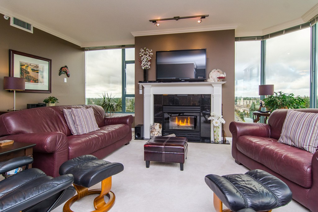 "Photo 22: 1601 32330 S FRASER Way in Abbotsford: Abbotsford West Condo for sale in ""Town Centre Tower"" : MLS® # F1430127"